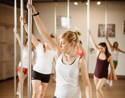 Pole Dance-Workshop