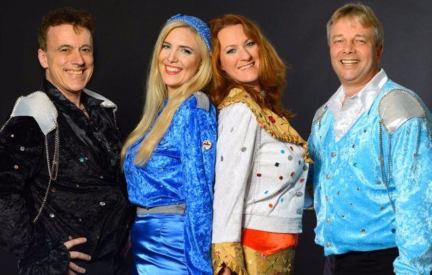 abba-dinnershow-neubrandenburg-band