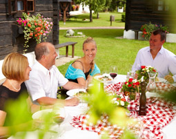 Schlemmen & Träumen - 1 ÜN Naturel Hoteldorf SCHÖNLEITN - 5-Gänge-Menü