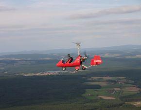 Tragschrauber selber fliegen - 30 Minuten Tragschrauber selber fliegen  - 30 Minuten