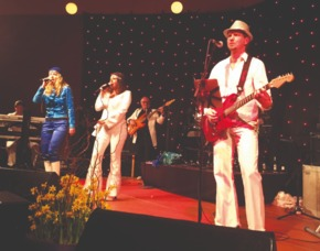 ABBA Deluxe Tribute Dinnershow Lenggries
