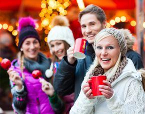 Weihnachtsmarkt-Kurztrips - 1 ÜN GHOTEL hotel & living Essen