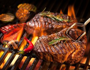 Grillkurs (Das perfekte Steak) Perfektes Steak Grillkurs, inkl. Getränke