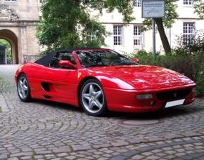 Ferrari selber fahren - Ferrari F355 - 60 Minuten - Fulda Ferrari F355 - Ca. 60 Minuten