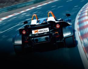 KTM X-Bow Sommercup (Fun Package) - Greinbach 30 Minuten, Sommer-Cup, inklusive 1 gezeitete Runde