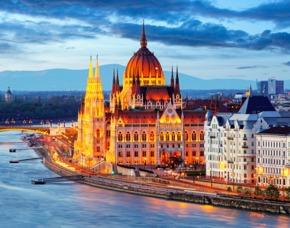 Erlebnisreisen Budapest