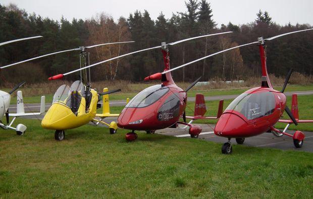 tragschrauber-rundflug-regensburg-gyrocopter-demonstration