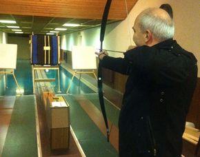 Bogenschießen - Hochspeyer Verschiedene Bogenarten - 2 Stunden