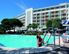 Kurzurlaub inkl. 80 Euro Leistungsgutschein - Grand Hotel Terme - Montegrotto Terme nahe Padua Grand Hotel Terme