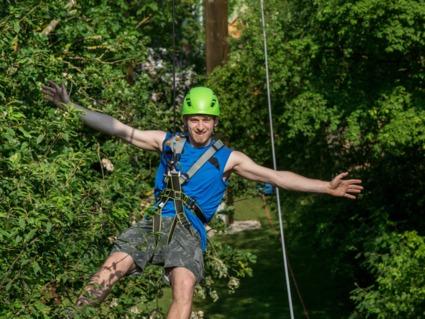 Jochen Schweizer Geschenkgutschein Kletterparcours im Hochseilpark