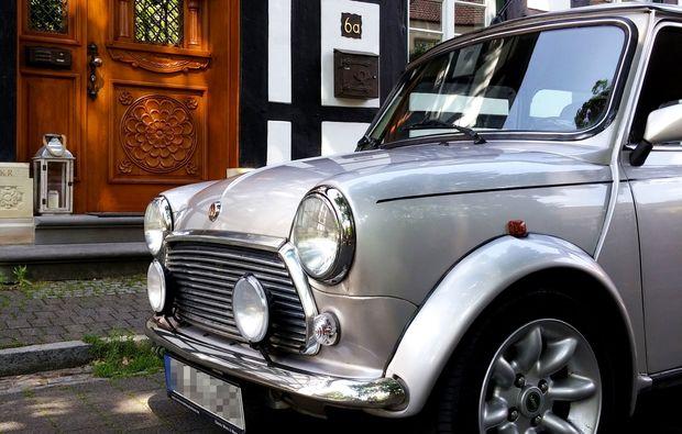 Mini Cooper Fahren Als Geschenkidee Mydays