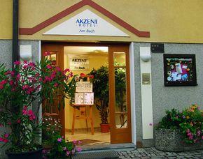 2x2 Übernachtungen - AKZENT Hotel am Bach - Dettelbach / Würzburg AKZENT Hotel am Bach