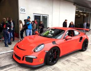 Porsche 911 GT 3 RS Rennstreckentraining - Plainfeld Porsche 911 GT 3 RS - 10 Runden - Salzburgring
