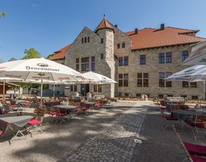 Schlosshotels - 1 ÜN Waldschlösschen Wangen