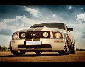 Ford Mustang fahren Eschwege