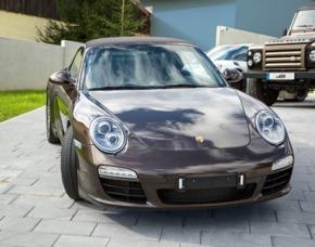 Porsche selber fahren Passau