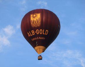 Ballonfahrt - inkl. Imbiss 60 - 90 Minuten