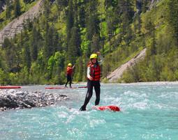 Stand up paddling Kurs - 2 Stunden Anfängerkurs- ca. 2 Stunden