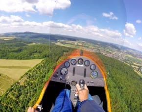 Tragschrauber-Rundflug Höxter