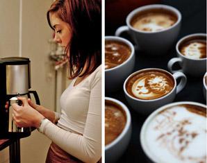 kaffee kurs in m nchen als geschenkidee mydays. Black Bedroom Furniture Sets. Home Design Ideas