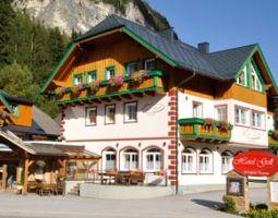 Almhütten & Berghotels Hotel Gell - 4-Gänge-Menü