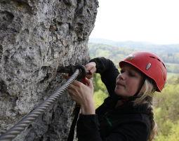 Klettersteigtour-Schönau am Königssee für Einsteiger - 4-5 Stunden