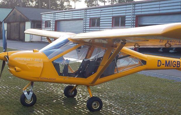 flugzeug-bayreuth-selber-fliegen-testflug