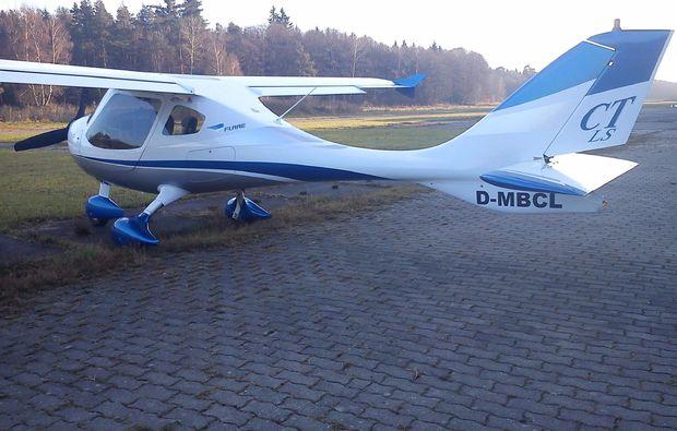 flugzeug-bayreuth-selber-fliegen-ultraleichtflugzeug