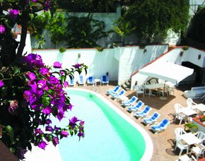 2x2 Übernachtungen - Hotel Villa Romana - Minori Hotel Villa Romana