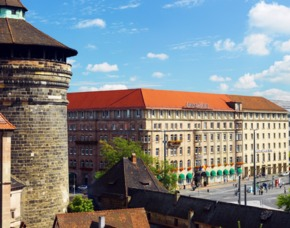 Luxus-Wochenende Nürnberg 2 ÜN, 2 Personen Le Méridien Grand Hotel Nürnberg - inkl. Frühstück