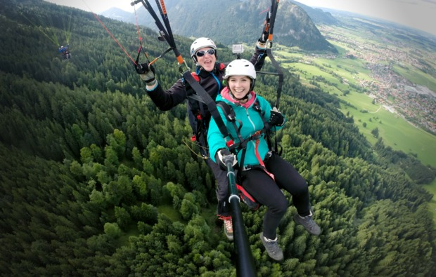 gleitschirm-tandemflug-pfronten-20min-mid-air-2