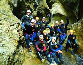 Canyoning-Tour Golling an der Salzach