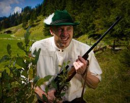 Original Hüttenkrimi - Salzburger Land, Zistlalm Zistlalm - 3-Gänge-Menü