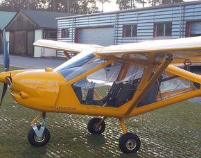 Flugzeug selber fliegen - Ultraleichtflugzeug - 60 Minuten Ultraleichtflugzeug - 60 Minuten