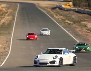 Porsche GT3 Clubsport Renntaxi - Oschersleben Porsche GT3 Clubsport - 4 Runden - Oschersleben