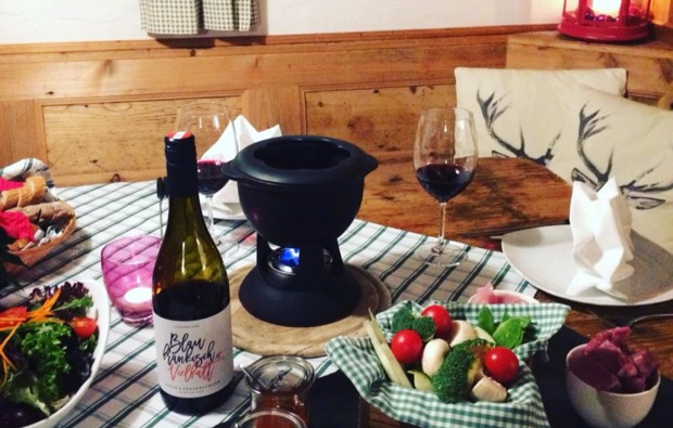 romantikwochenende-thalgau-fondue