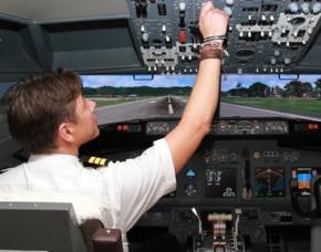 3D-Flugsimulator Dessau-Roßlau