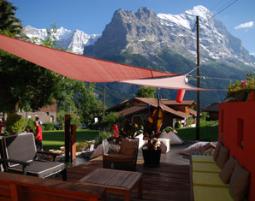 Almhütten & Berghotels - 2 Übernachtungen Hotel Lauberhorn - Bikerpaket