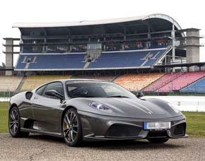 Ferrari selber fahren - Ferrari 430 Scuderia - 45 Minuten Ferrari F430 Scuderia - Ca. 45 Minuten