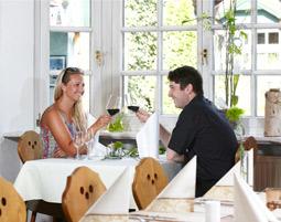 Schlemmen und Träumen - 1 ÜN Forsthaus Damerow - Candle-Light-Dinner