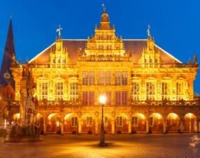 Bremen_CLD+Nachtwächter-Tour GYG Candle-Light-Dinner & Nachtwächter-Tour