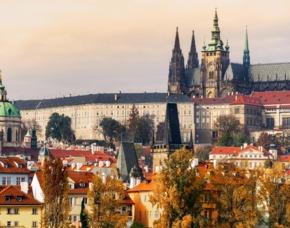 Städtetrip Prag mit Prager Burg für 2 (3 Tage) Prag mit Eintritt in die Prager Burg