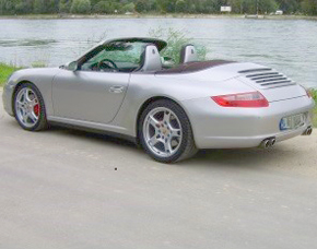 Porsche selber fahren - Porsche 911 Cabrio - Wochenende ohne Instruktor Porsche 911 Cabrio - Wochenende ohne Instruktor