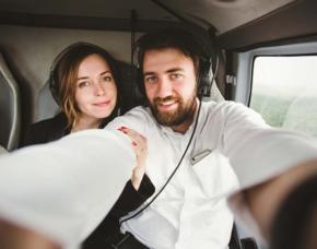 Romantik-Hubschrauber-Rundflug - 30 Minuten - Genderkingen 30 Minuten