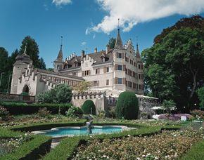 Candle Light Dinner - Kreuzlingen 5-Gänge-Menü - Schloss am Bodensee