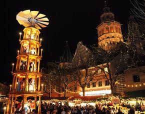Weihnachtsmarkt Kurztrips Mainz