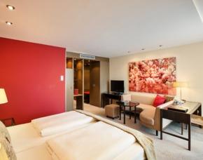 Luxus-Wochenende in Wien für 2 - 2 ÜN Austria Trend Hotel Savoyen Vienna – Frühstücksbuffet