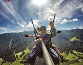 Paragliding Südtirol - Start von 2300m - Ca. 10-25 Minuten