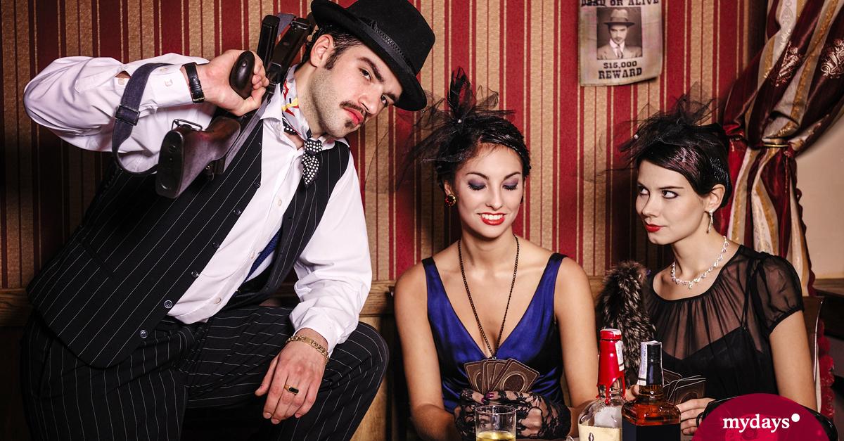 Hollywood-Dinner – Glamouröse Showdinner   mydays
