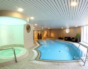 Wellnesshotels Hotel Heidegrund 2 ÜF - Hotel Heidegrund - Garrel Hotel Heidegrund – Inkl. Frühstücksbuffet